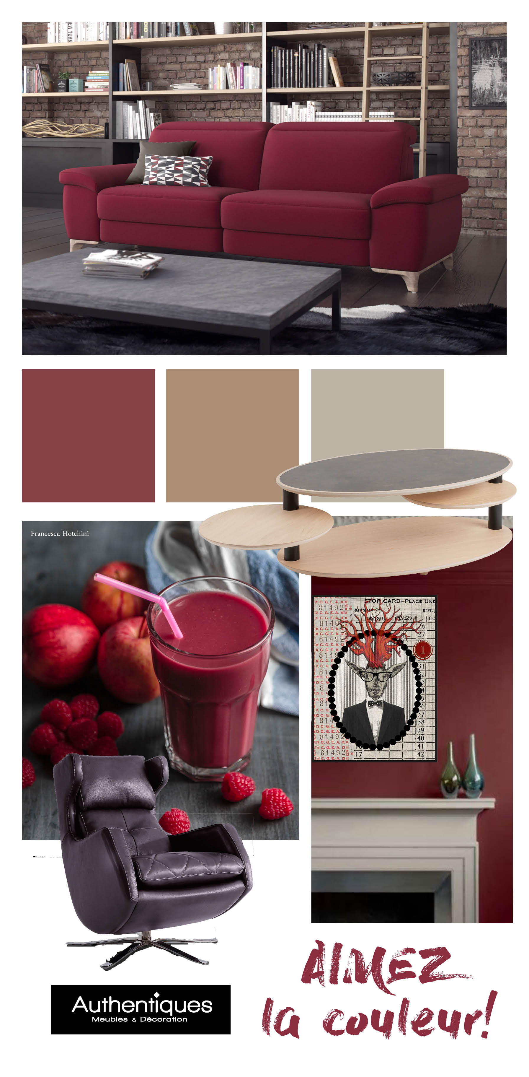authentiques-moodboard-rouge-framboise